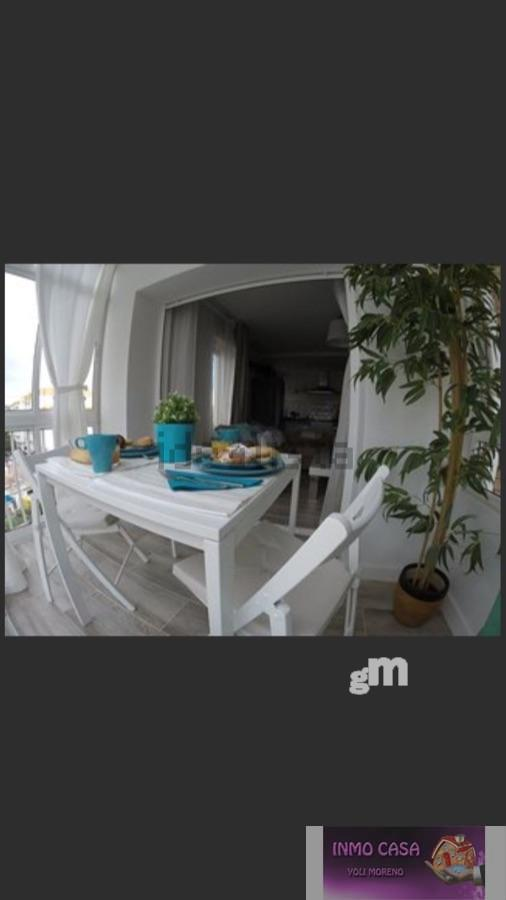 For rent of apartment in Benalmádena