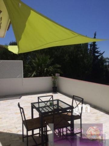 Alquiler de chalet en Nueva Andalucía