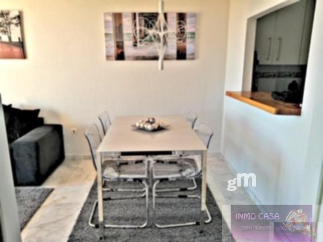 For rent of penthouse in Manilva