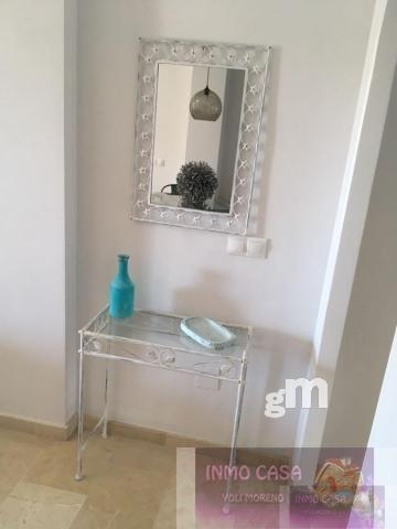 For rent of flat in Mijas