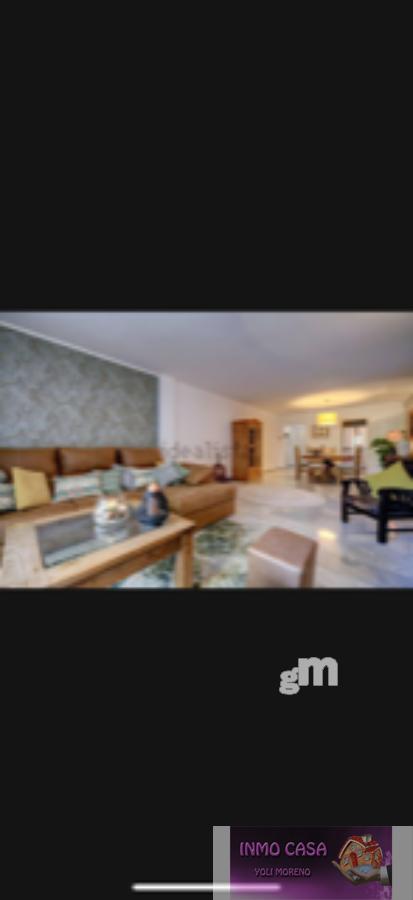 Alquiler de piso en Marbella