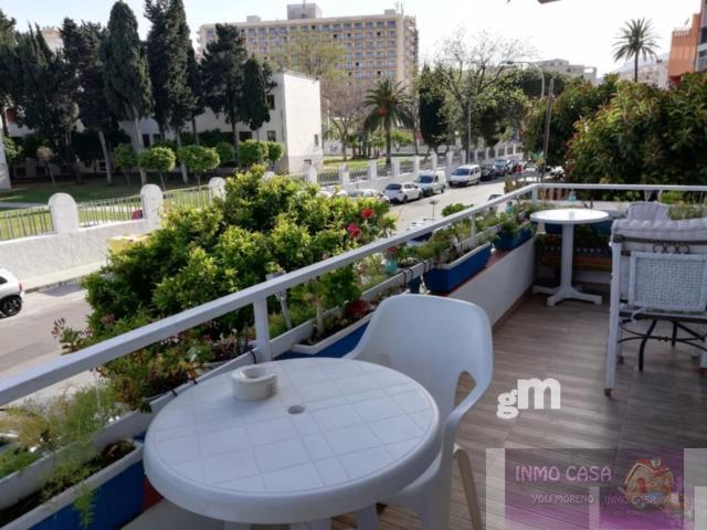 For rent of flat in Torremolinos