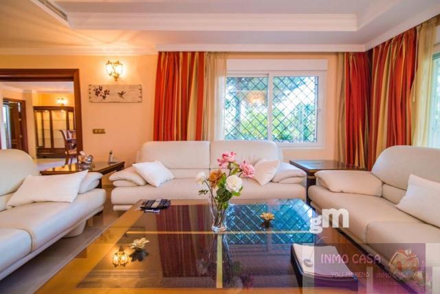 Alquiler de villa en Marbella