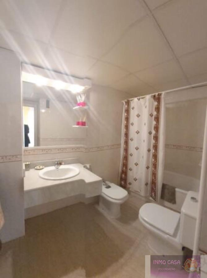 For rent of apartment in Nueva Andalucía