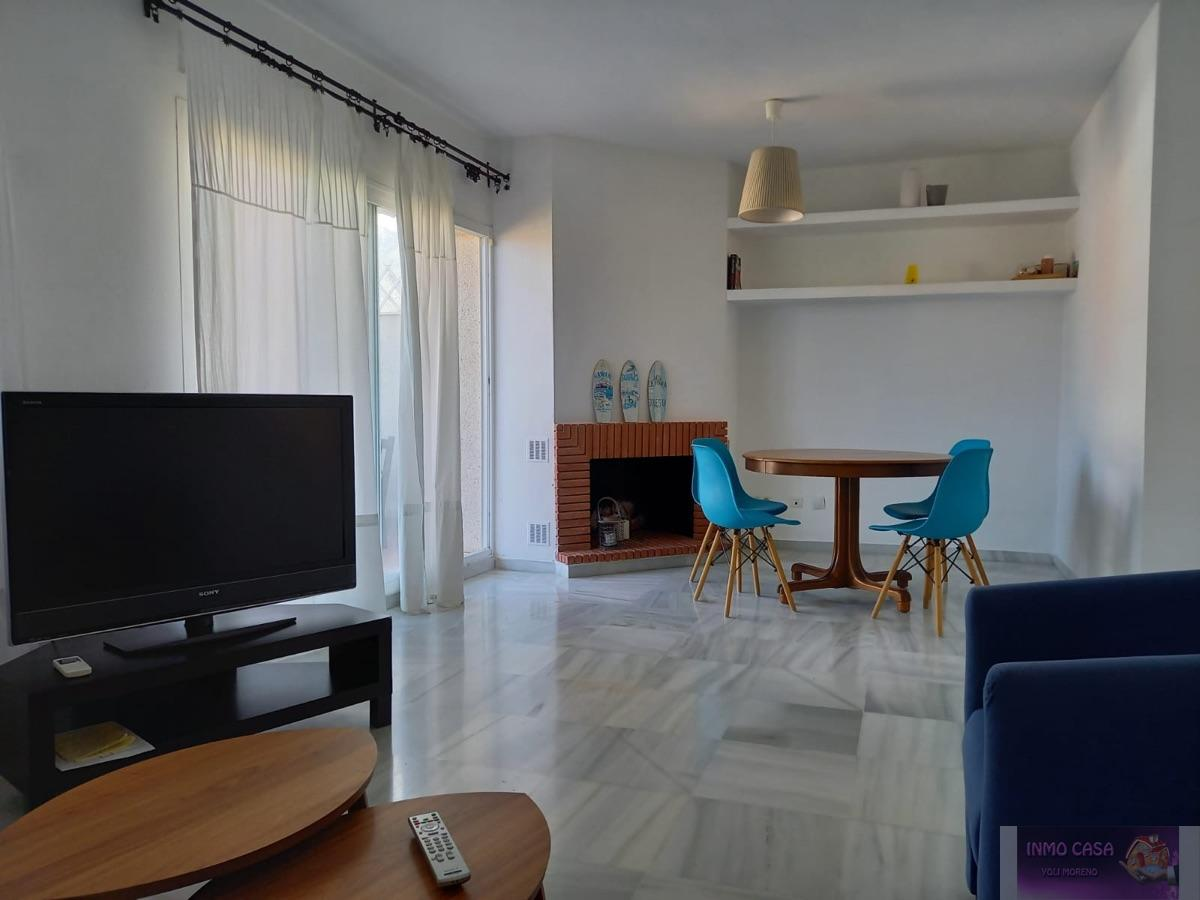 For rent of penthouse in Benalmádena