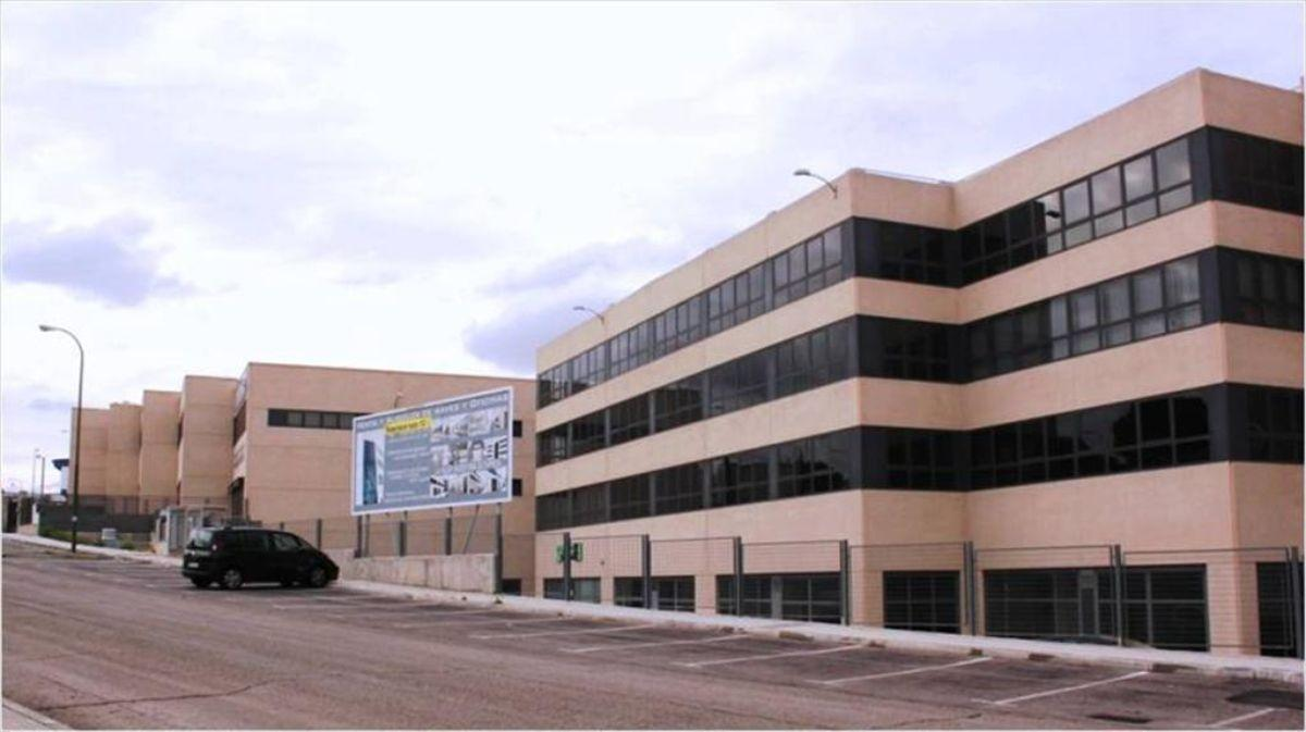 For sale of office in Alcobendas