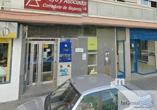 Alquiler de local comercial en Pozuelo de Alarcón