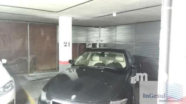 Venta de garaje en Alcalá de Henares