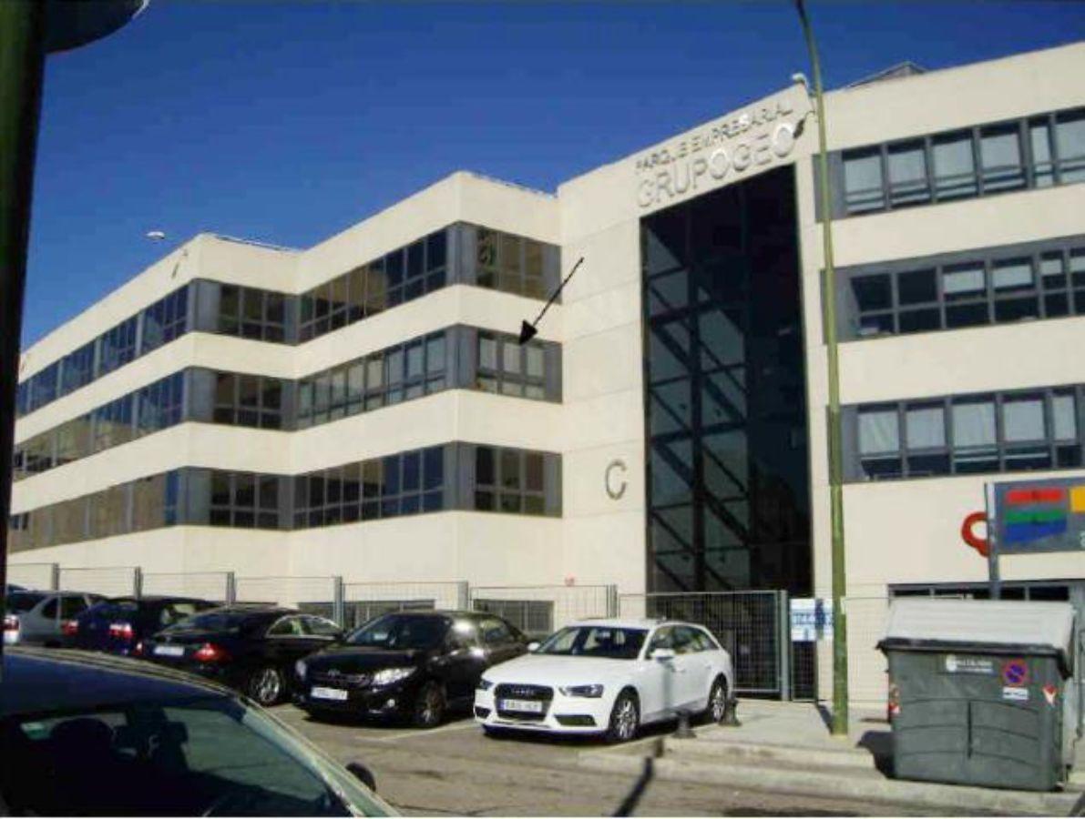 Alquiler de oficina en Alcobendas