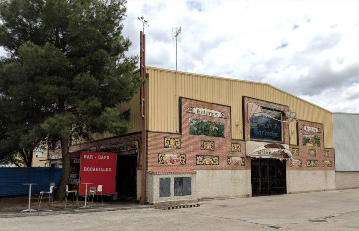 For sale of industrial plant/warehouse in Azuqueca de Henares