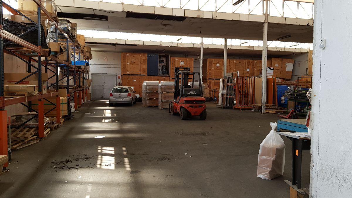 For sale of industrial plant/warehouse in Torrejón de Ardoz