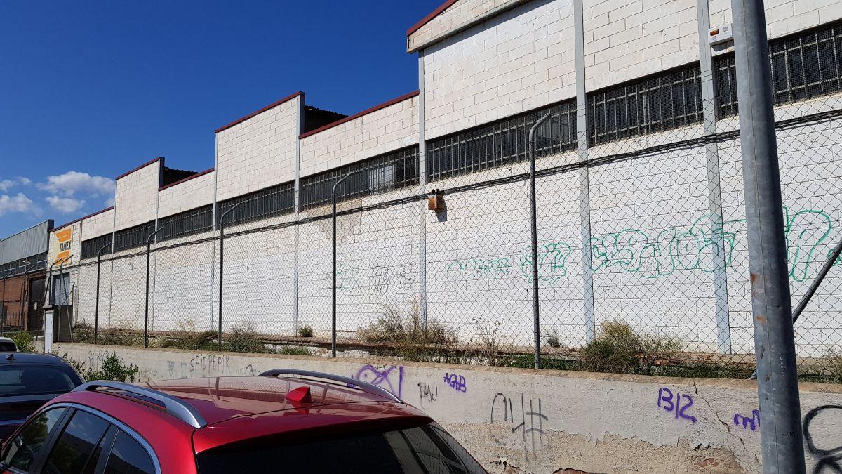 For rent of industrial plant/warehouse in Torrejón de Ardoz