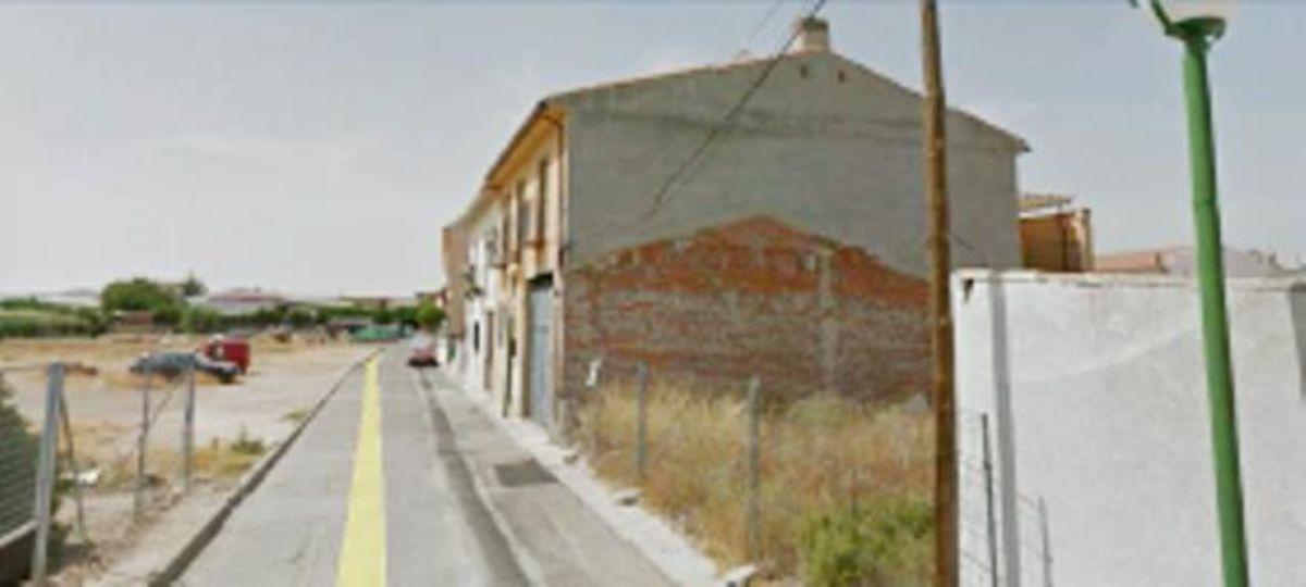 For sale of land in San Martín de la Vega