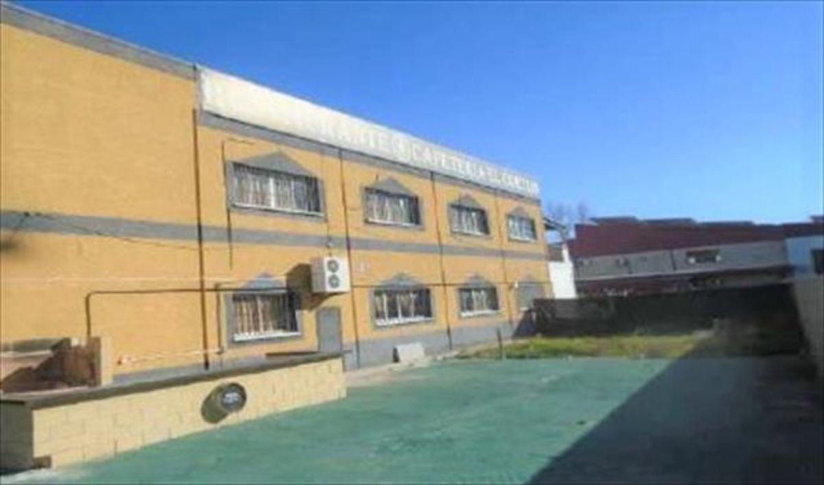 For sale of industrial plant/warehouse in Griñón