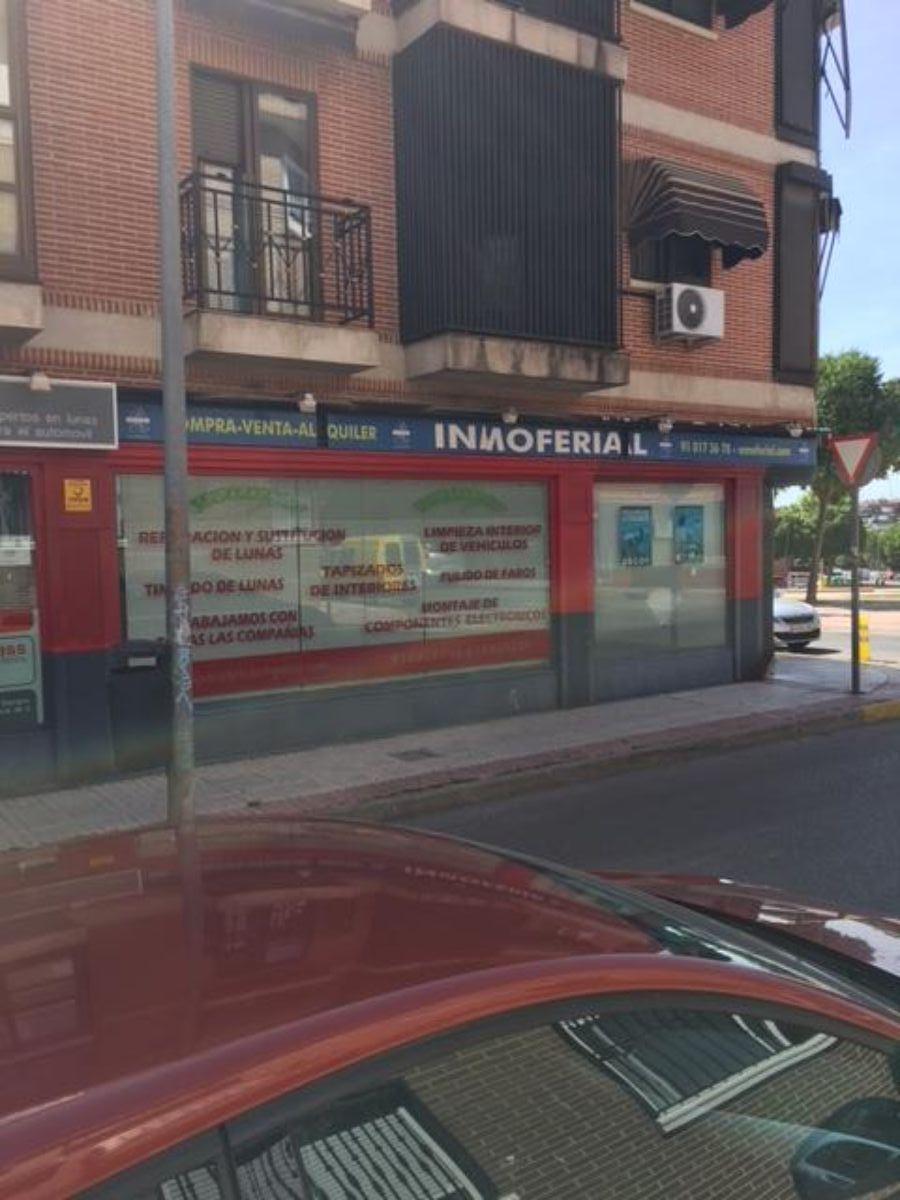 Alquiler de local comercial en Fuenlabrada