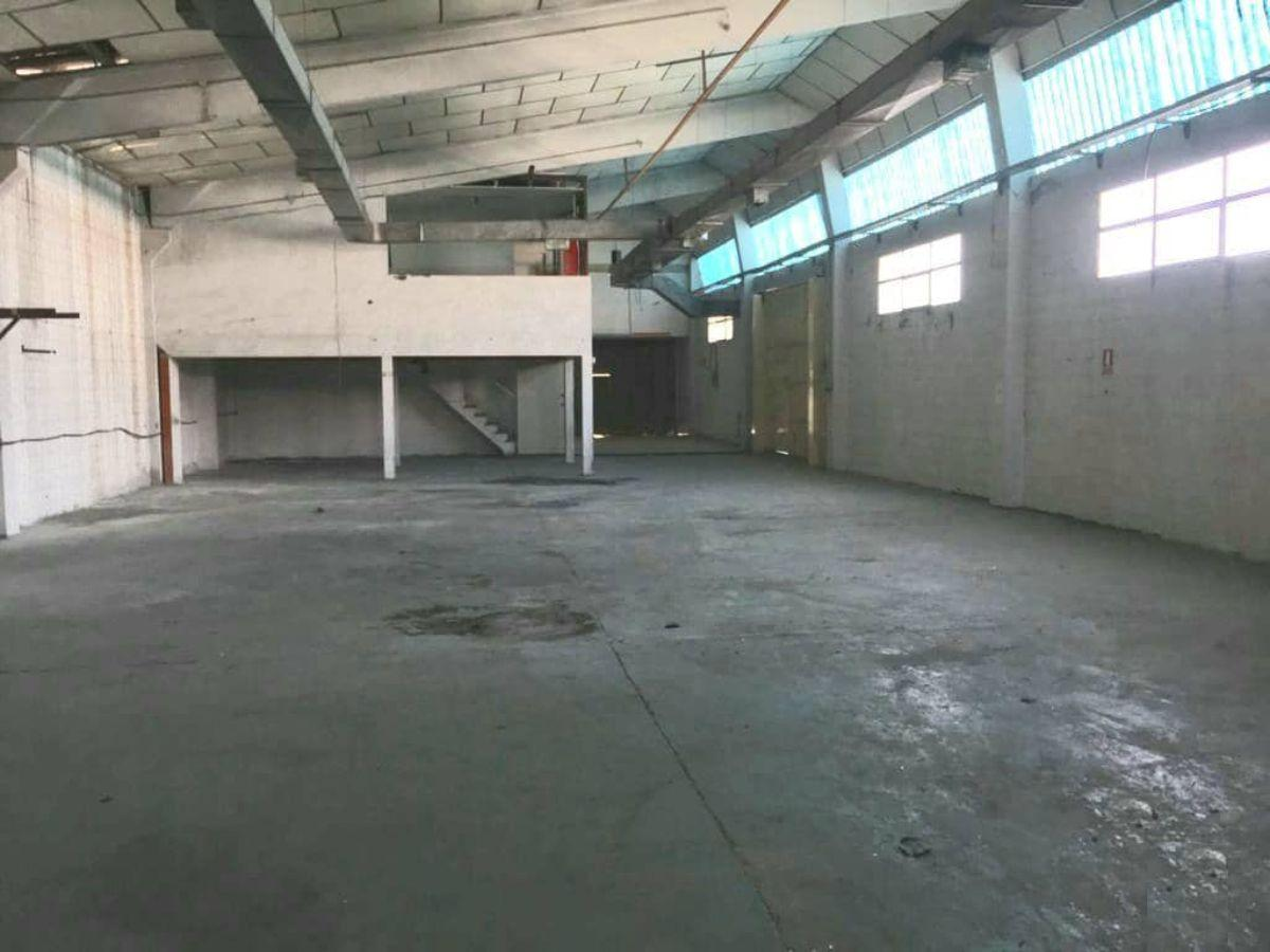 For sale of industrial plant/warehouse in San Fernando de Henares