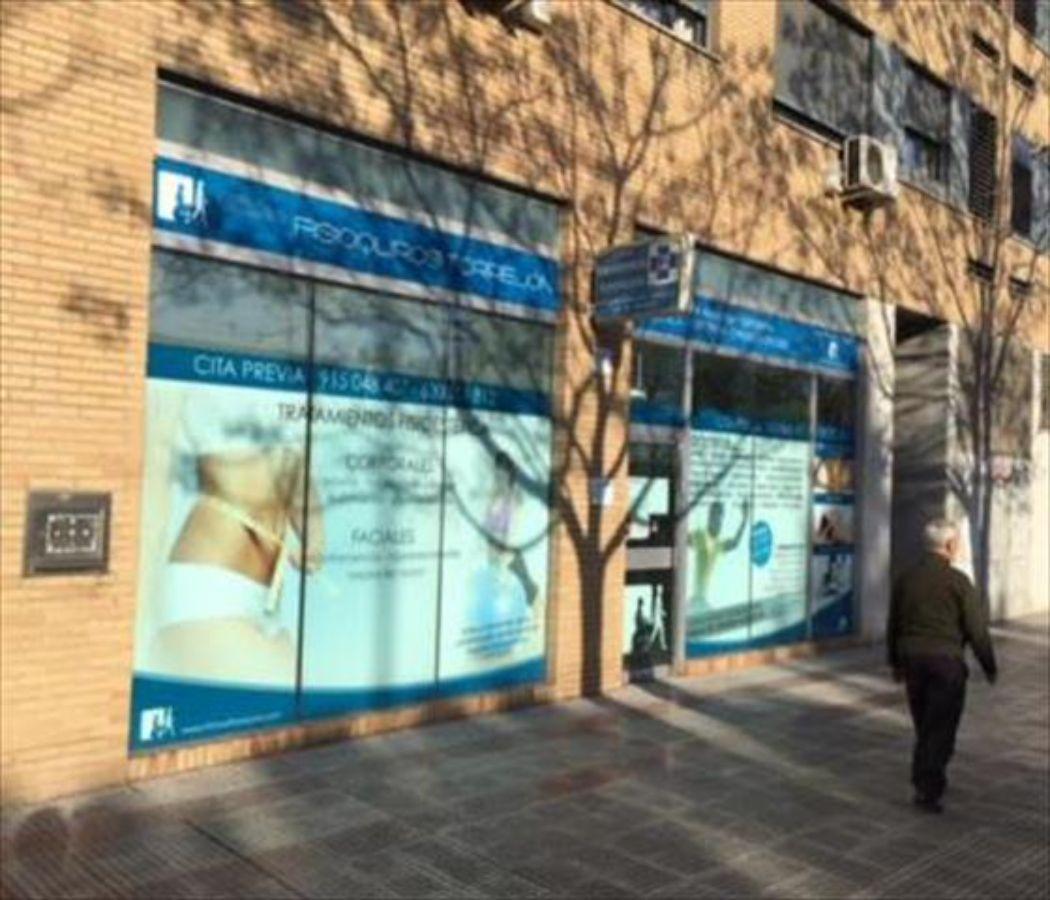 Alquiler de local comercial en Torrejón de Ardoz