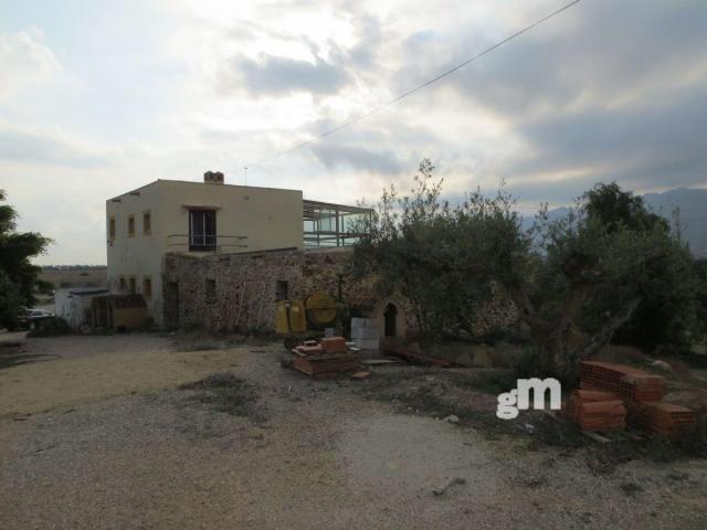For sale of rural property in Los Gallardos