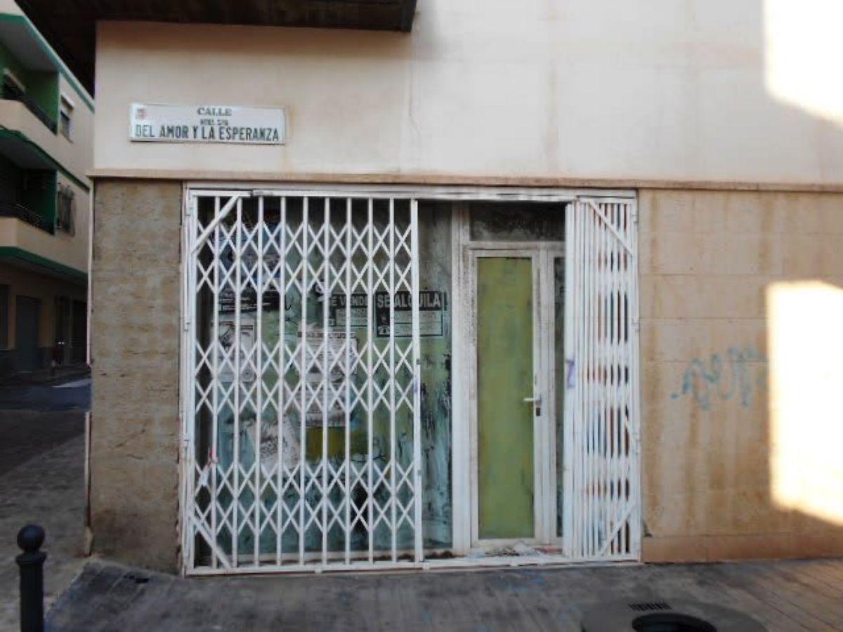 Venta de local comercial en Almería