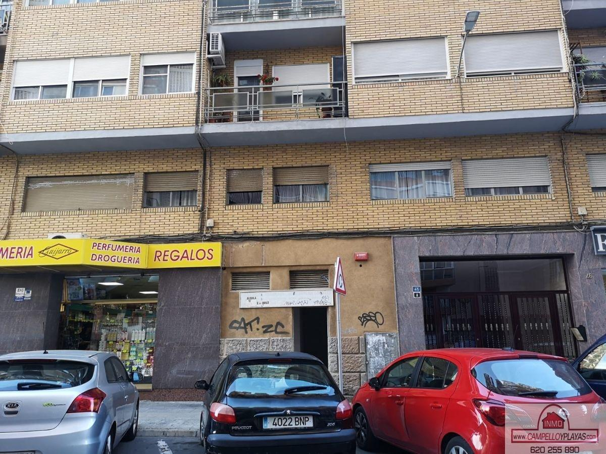 For sale of storage room in Alicante