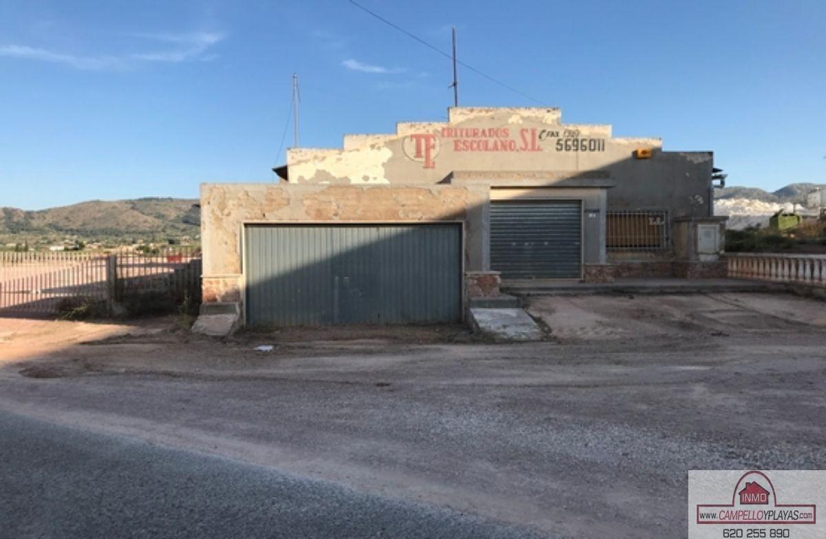 For sale of industrial plant/warehouse in La Romana