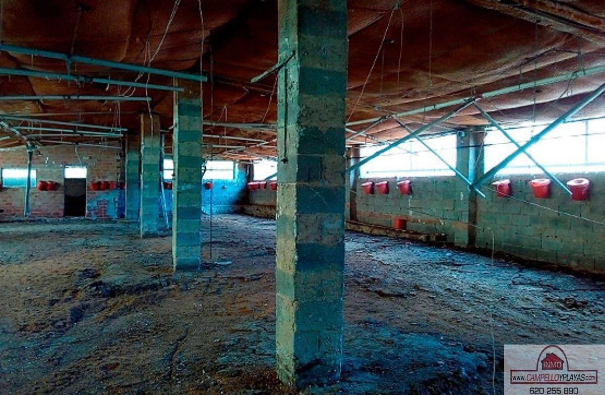 Venta de nave industrial en Gorga