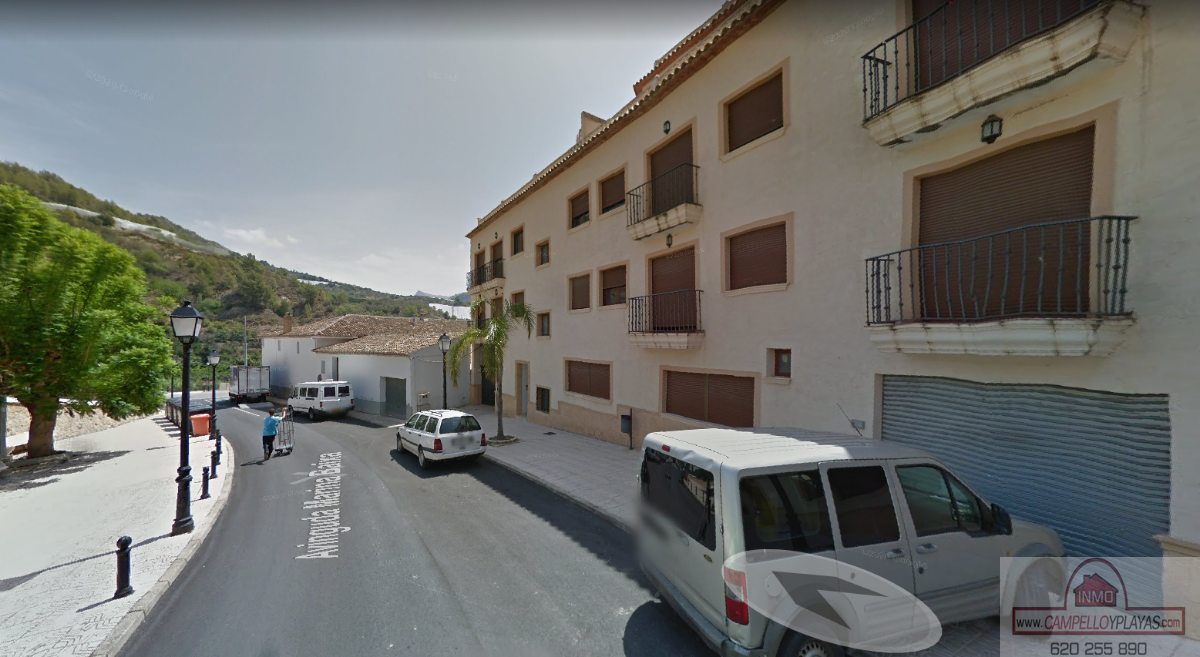 For sale of apartment in Bolulla