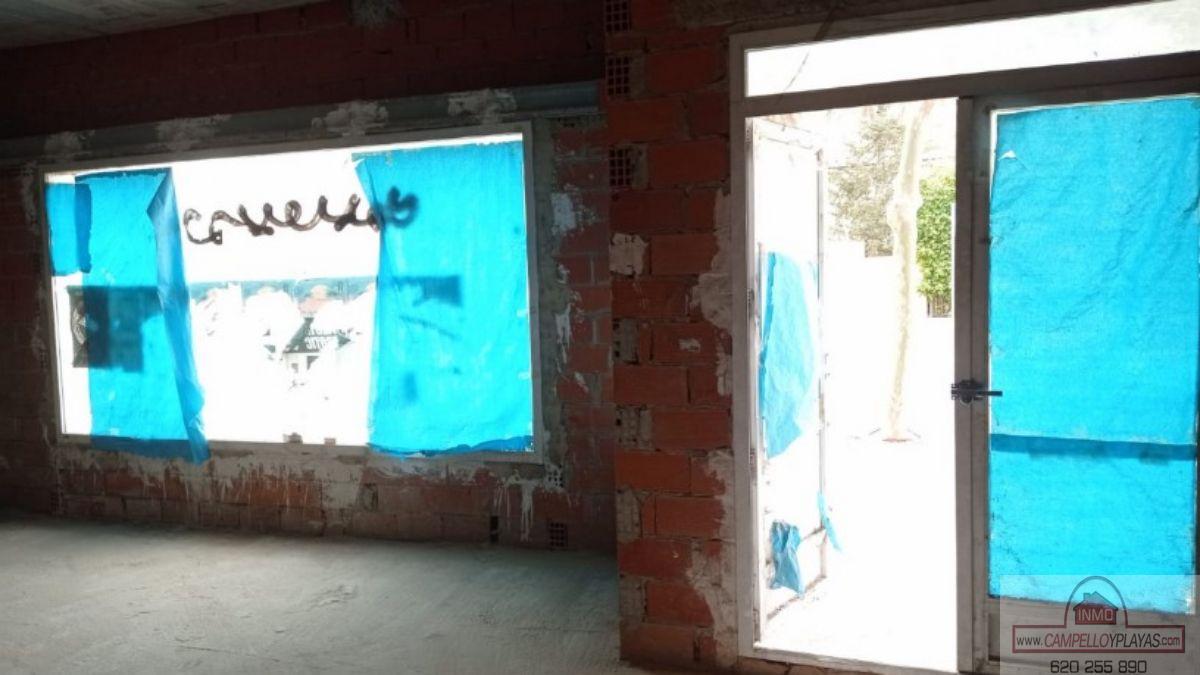 Venta de local comercial en Polop