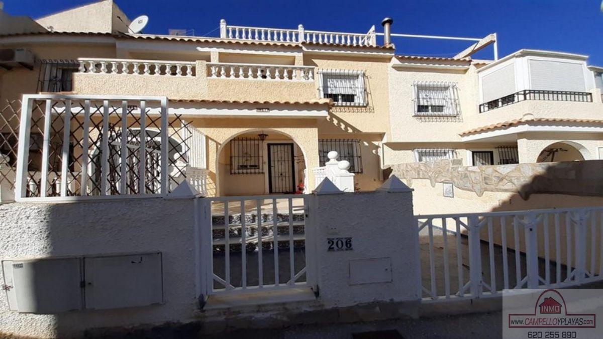 For sale of chalet in Santa Pola