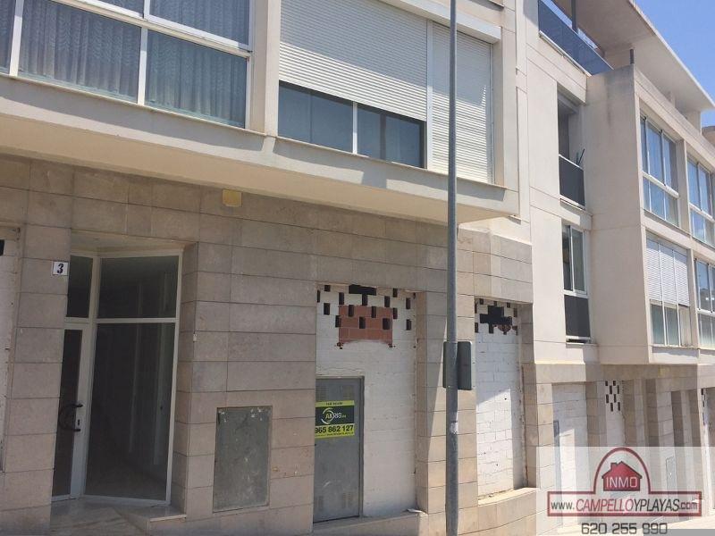 Venta de local comercial en Callosa d En Sarrià