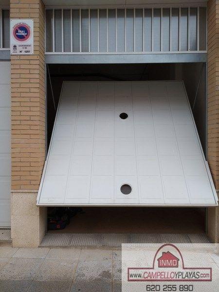 Venta de garaje en Ibi