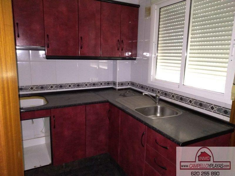 For sale of flat in Ibi