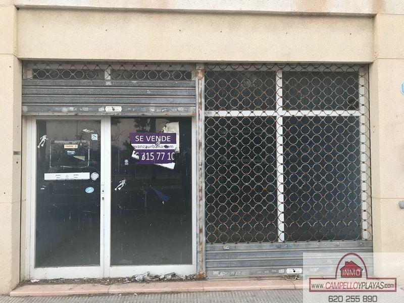 Venta de local comercial en Alicante