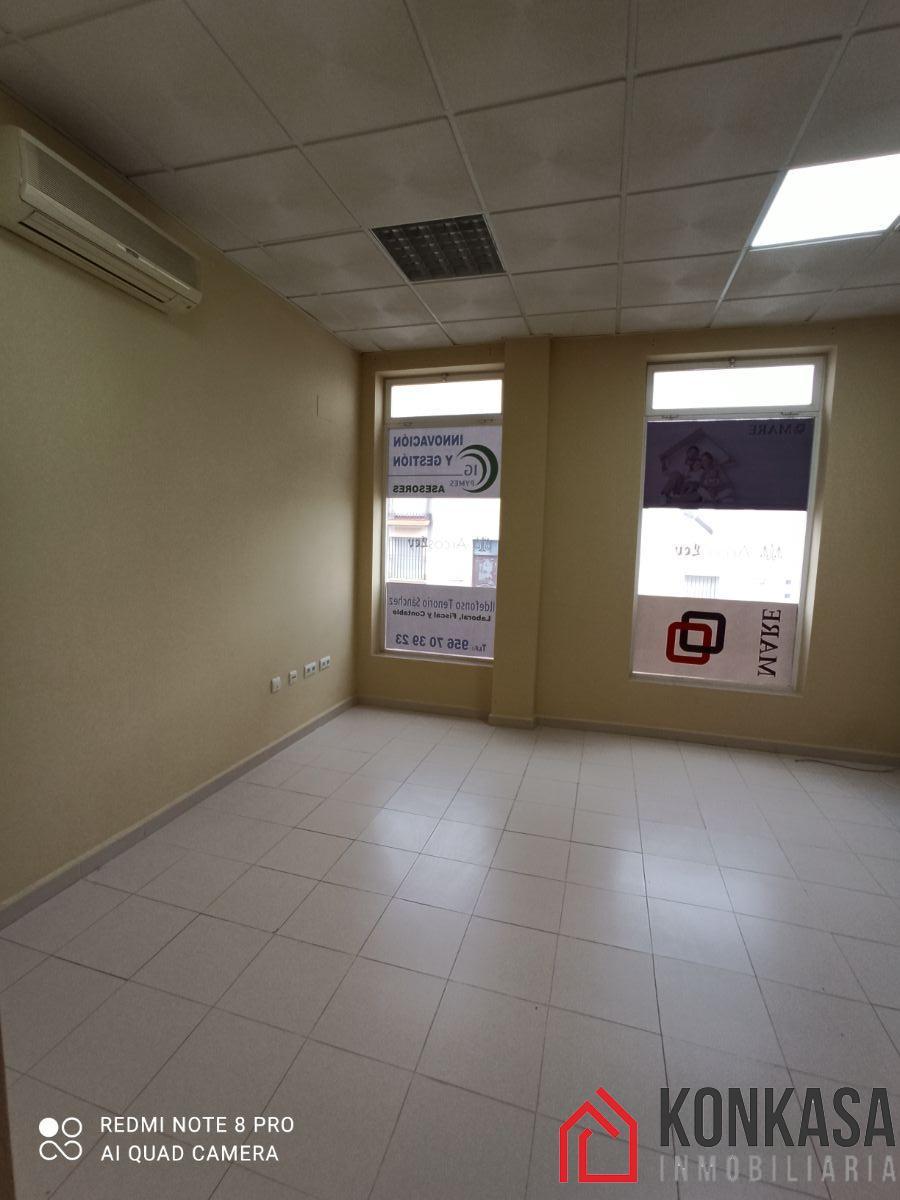 For rent of office in Arcos de la Frontera