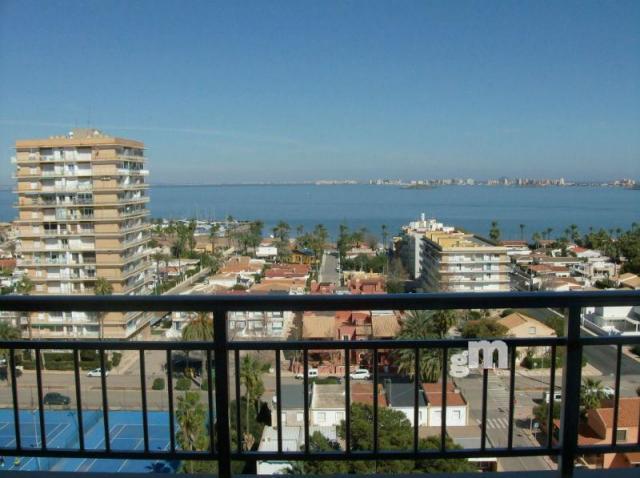 Alquiler de apartamento en Mar de cristal