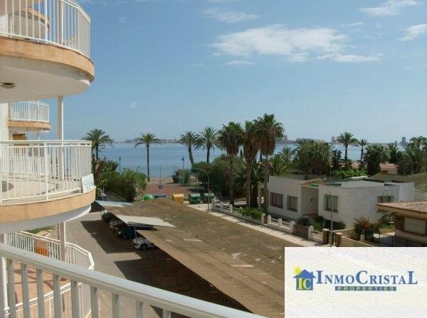 For rent of flat in Mar de Cristal