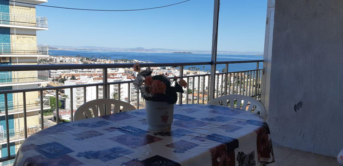 For sale of apartment in Mar de cristal