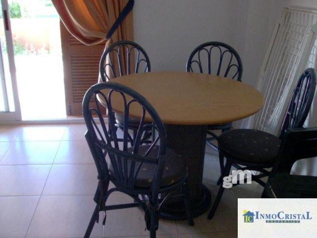 For rent of duplex in Mar de cristal