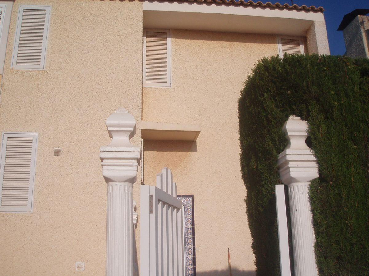 For sale of duplex in Mar de Cristal