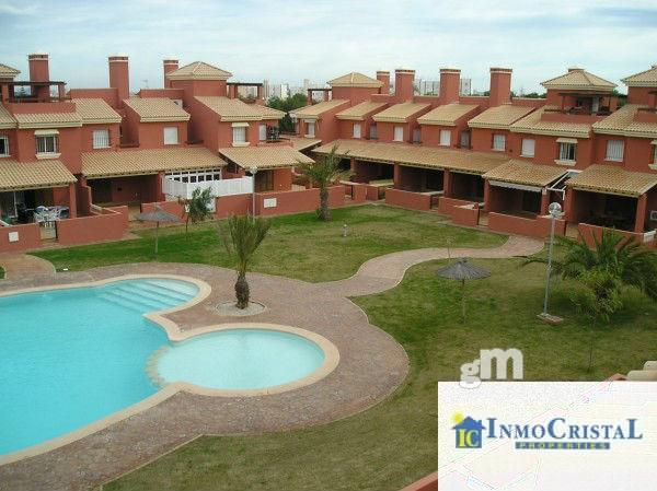 For rent of penthouse in Mar de Cristal