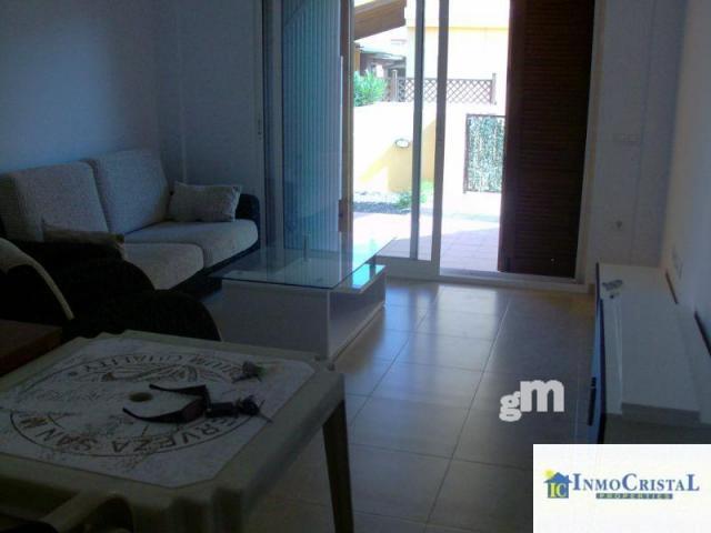 Alquiler de bungalow en Mar de Cristal