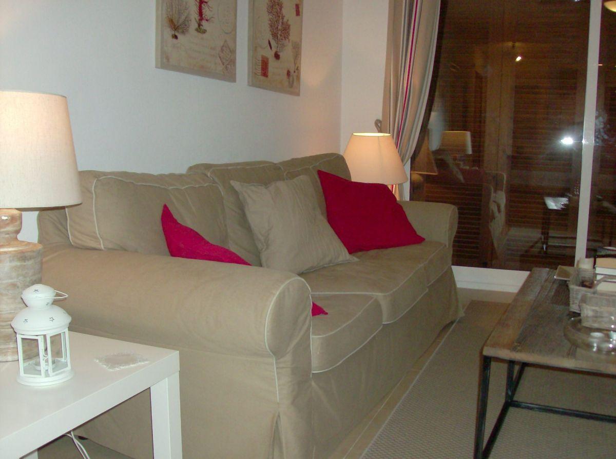 For rent of apartment in Mar de Cristal