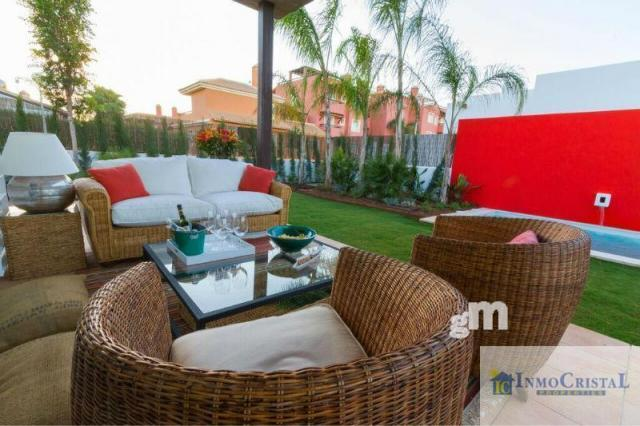 For sale of villa in Mar de Cristal