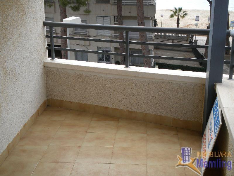 For rent of apartment in Cambrils