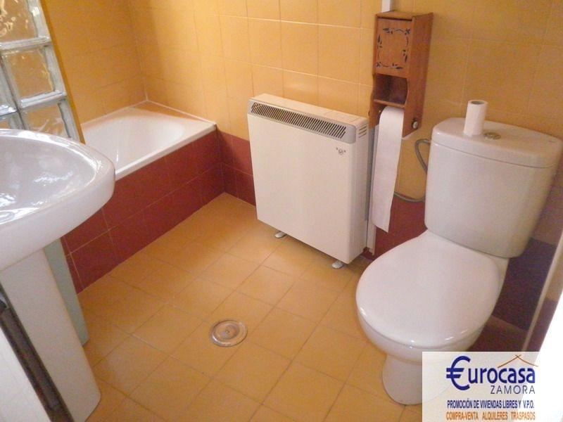 Alquiler de apartamento en Zamora