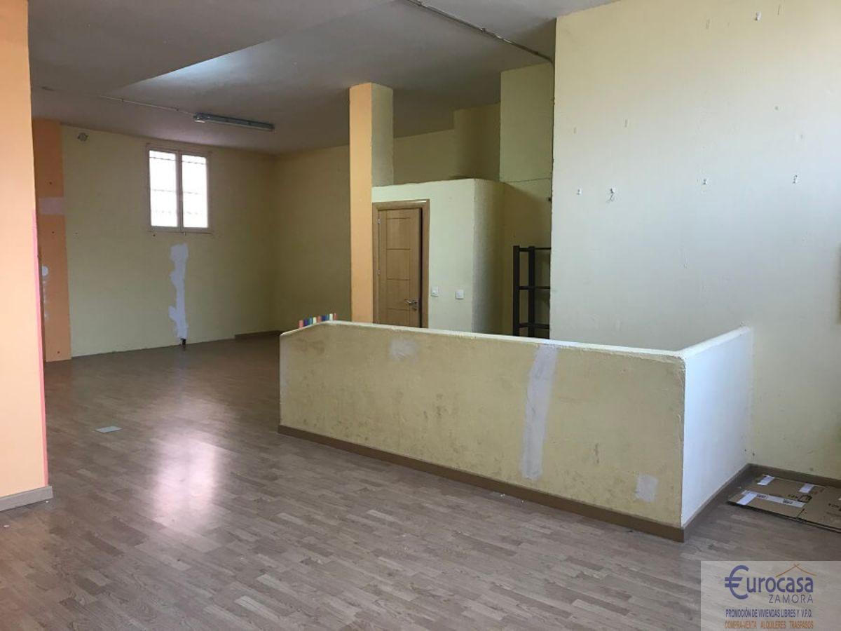 Alquiler de local comercial en Zamora