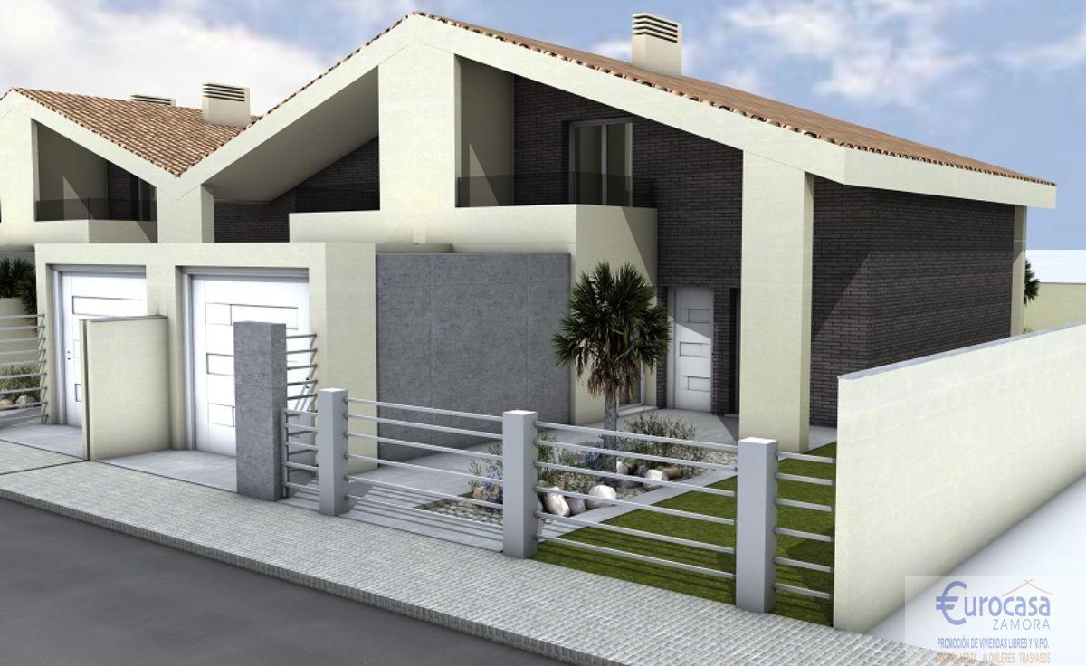 Venta de obra nueva en Villaralbo