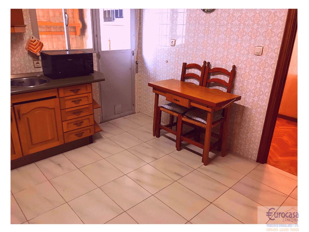 Venta de piso en Zamora