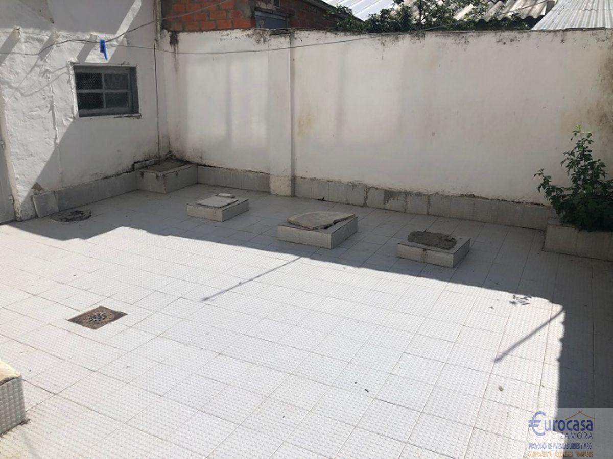 For sale of flat in Zamora