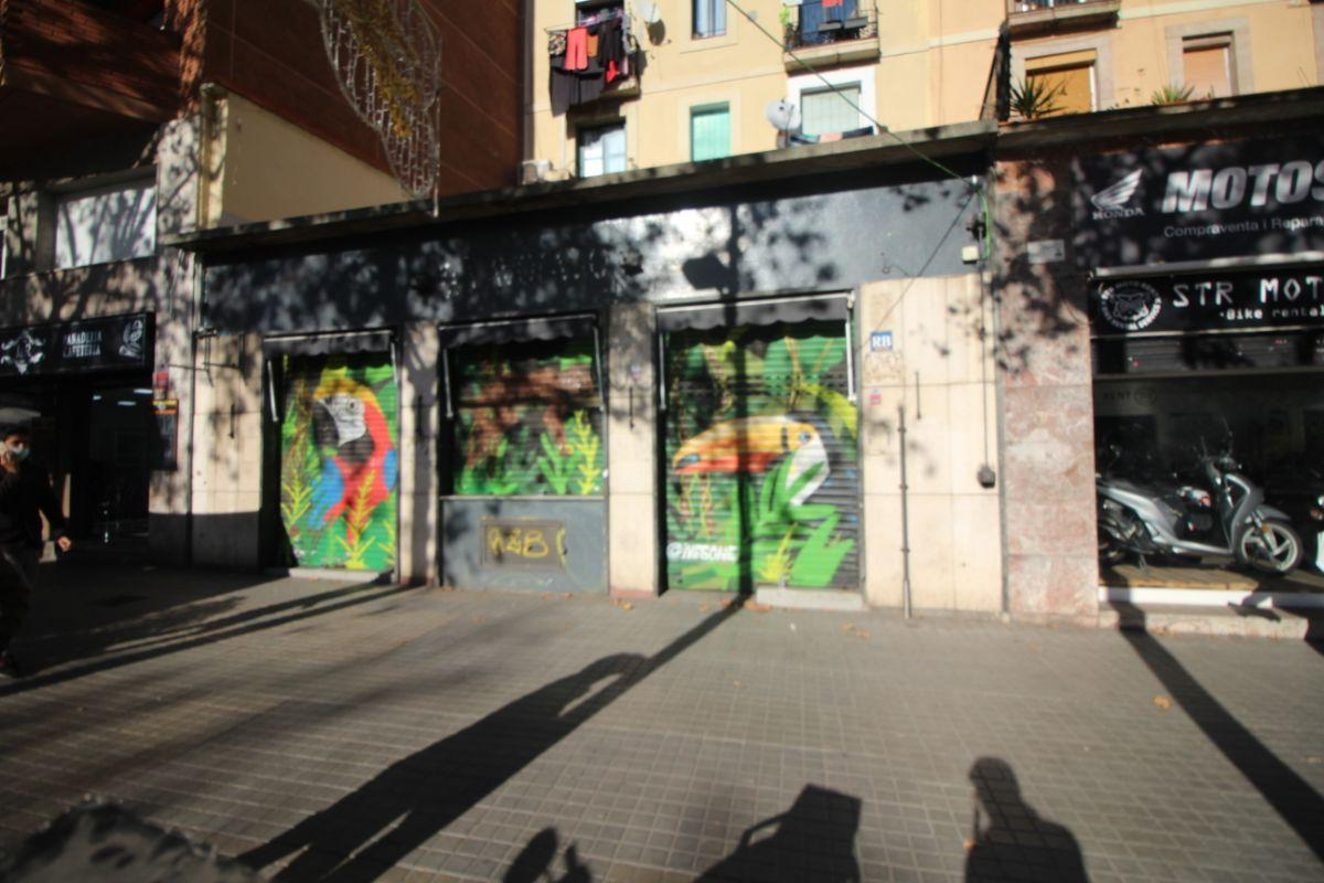 For sale of commercial in Barcelona